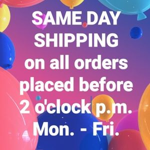 Buy before lunch & I'll ship before dinner 😋